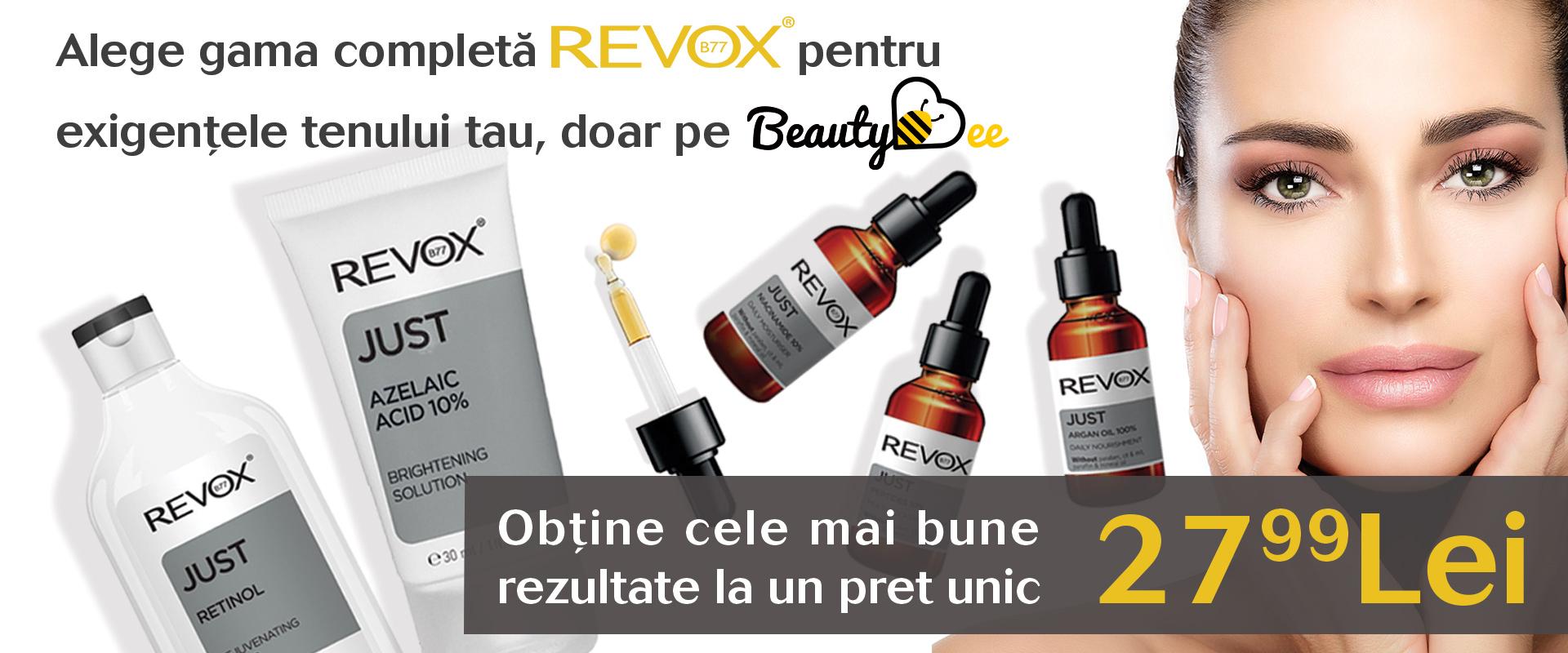 Vezi toate produsele brandului REVOX