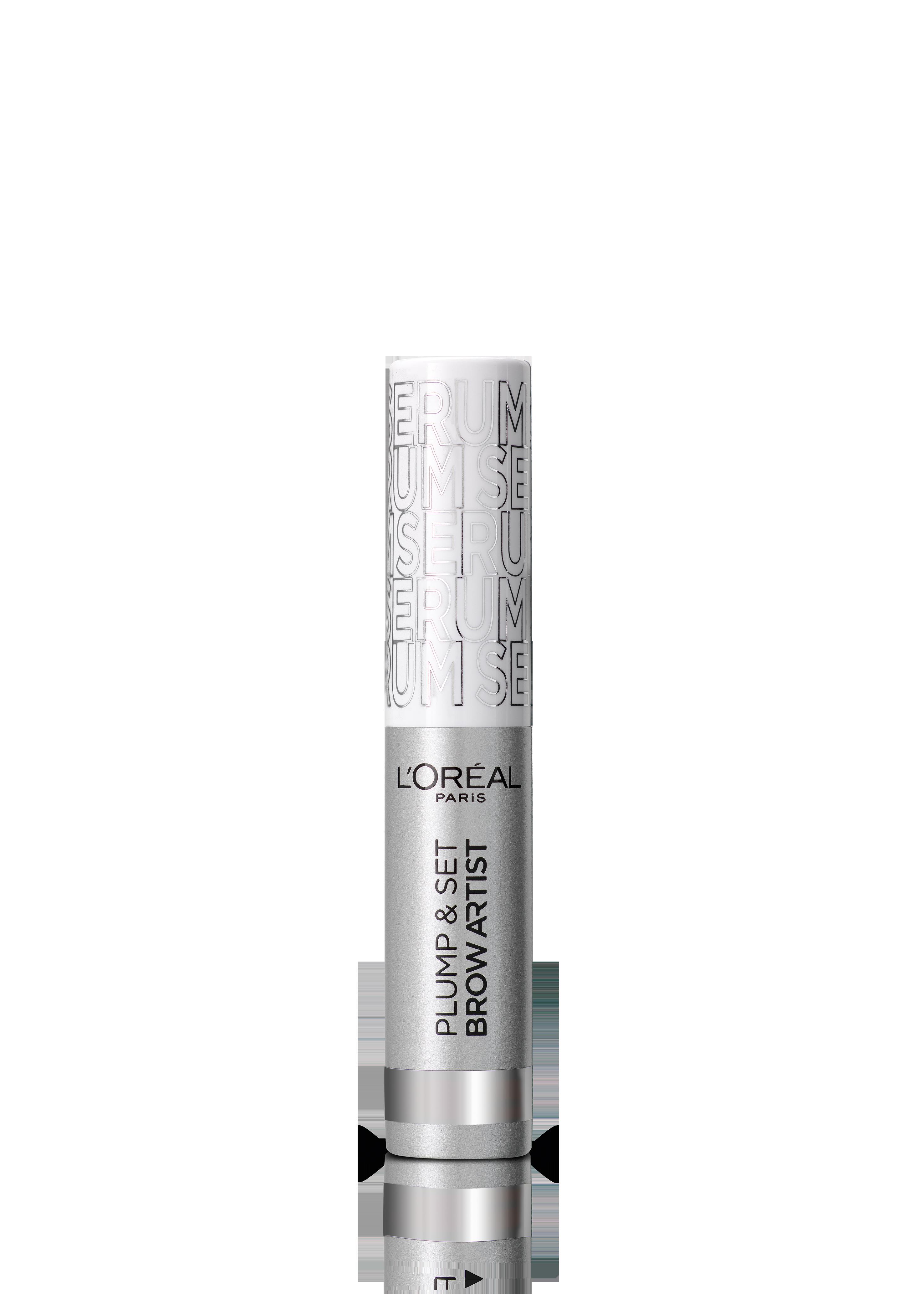 SET 1+1 GRATUIT Mascara pentru sprancene L`Oreal Paris Brow Artist Plumper 4.9ml 1