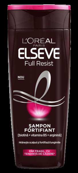 Șampon pentru par fragil cu tendinta de cadere  Elseve Full Resist - 250ml [0]