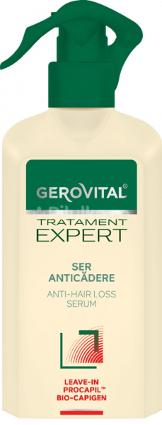 Ser anticădere Gerovital Tratament Expert, 150 ml [0]