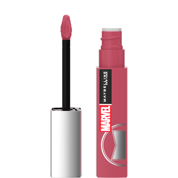 Marvel x Maybelline New York Superstay Matte Ink ruj lichid mat 15 Lover, 5ml 2