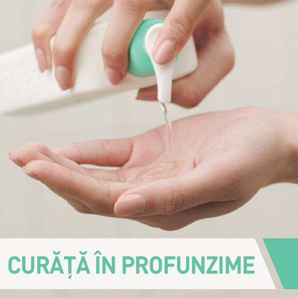 Gel de curățare spumant, piele normal-grasă 236 ml CeraVe [6]