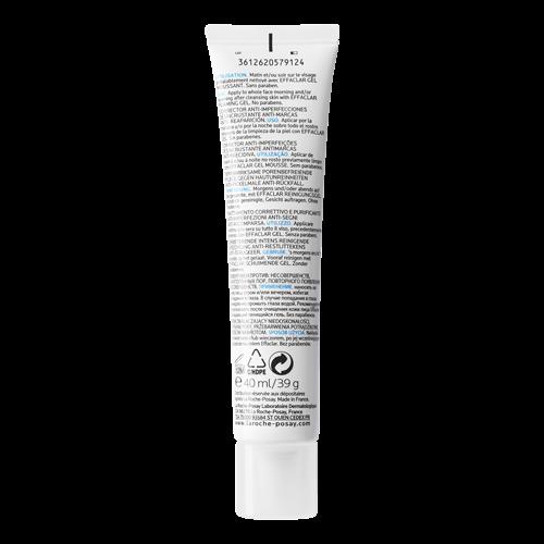 Crema corectoare anti-imperfectiuni, anti semne post-acneice, anti-recurenta LA ROCHE-POSAY EFFACLAR DUO(+), 40ml [1]