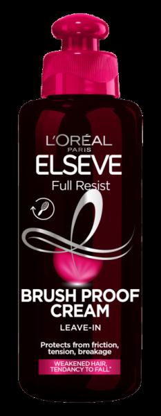 Crema rezistenta la pieptanat pentru parul fragil cu tendinta de cadere, Elseve Full Resist  - 200 ml 0