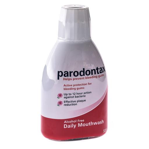 Apa de gura Parodontax Daily Mouthwash 500ml 0