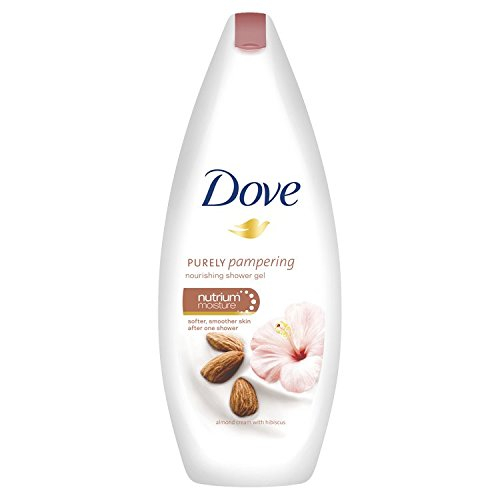Gel de dus Dove Almond Cream With Hibiscus 250 ml [0]
