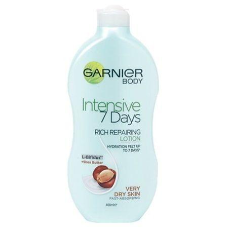 Lapte de corp Garnier Intensive 7 days cu karite, 400 ml [0]