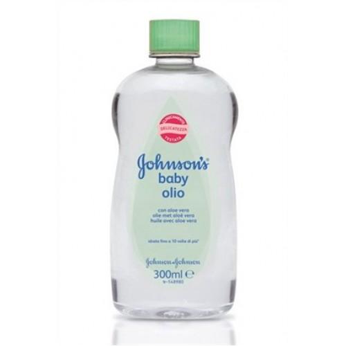 Ulei pentru bebelusi Johnsons Baby cu Aloe Vera 300 ml [0]