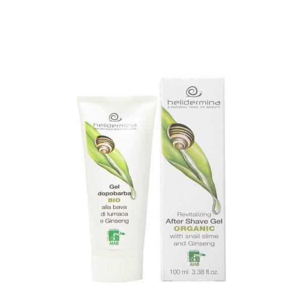 After shave gel cu extract de melc BIO Helidermina La Dispensa 100 ml 1