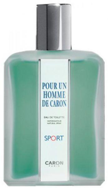 Apa de toaleta Caron Sport 125 ml, barbati, Citric - Aromatic [1]