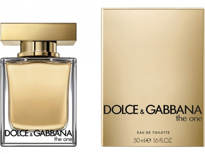 Apa de toaleta Dolce & Gabbana The One 50 ml, femei, Oriental - Floral [1]
