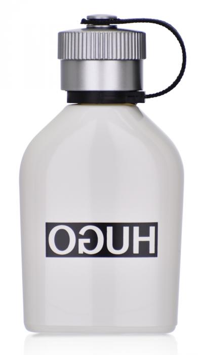 Apa de toaleta Hugo Boss Hugo Reversed 125 ml, barbati, Lemnos - Aromatic [0]