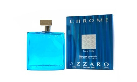 Apa de toaleta Loris Azzaro Chrome Limited Edition 100 ml, pentru barbati [0]