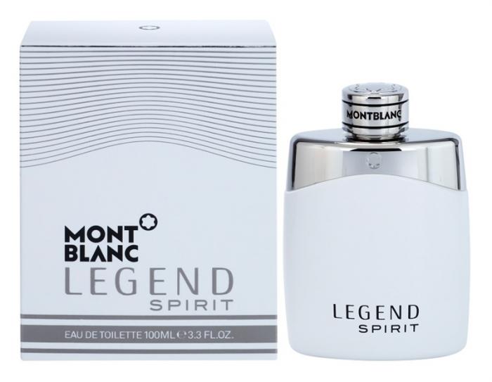 Apa de toaleta Montblanc Legend Spirit 100 ml, barbati, Lemnos - Aromatic [1]
