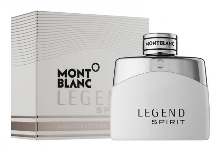 Apa de toaleta Montblanc Legend Spirit 50 ml, barbati, Lemnos - Aromatic [1]