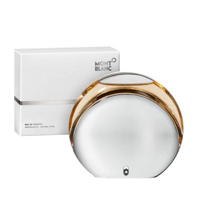 Apa de toaleta Montblanc Presence D'Une Femme 75 ml, femei, Oriental - Aromatic [0]