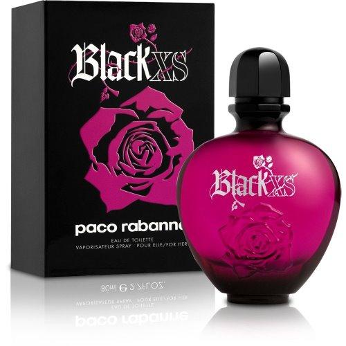 Apa de toaleta Paco Rabanne Black XS for Her 50 ml, femei, Floral - Lemnos - Mosc [0]
