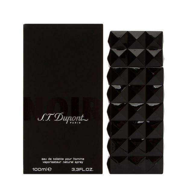 Apa de toaleta S.T. Dupont Noir 100 ml, pentru barbati [0]