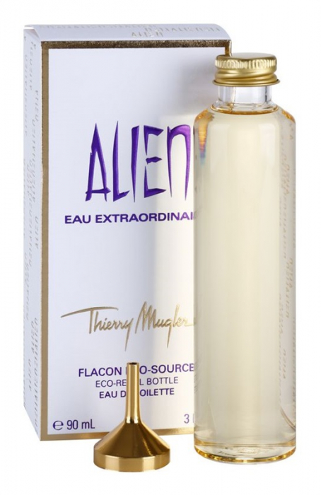 Apa de toaleta Thierry Mugler Alien Eau Extraordinaire 90 ml, femei, Floral [1]