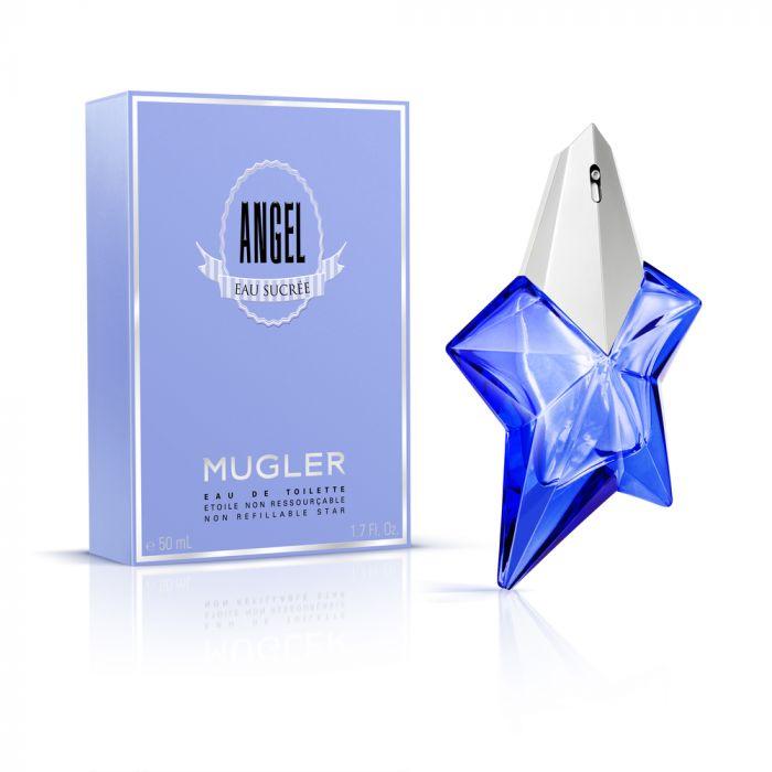 Apa de toaleta Thierry Mugler Angel Eau Sucree 50 ml, pentru femei [0]
