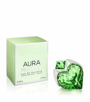 Apa de toaleta Thierry Mugler Aura 50 ml, femei, Floral - Fructat [0]