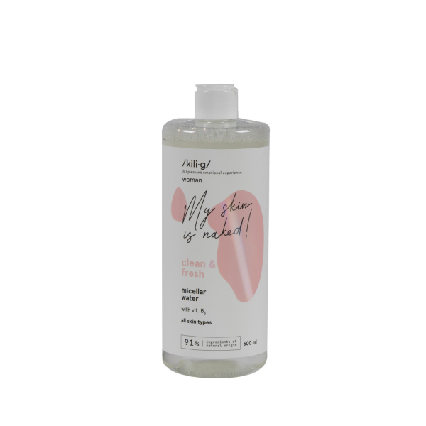 Apa micelara KILI⋅G WOMAN 500 ml 0