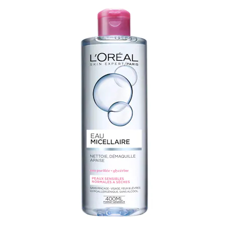 Apa Micelara Skin Expert pentru piele sensibila, ten uscat - 400 ml 0