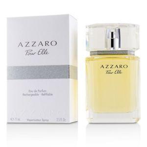 TESTER  AZZARO POUR ELLE EDP 75 ML *F [0]