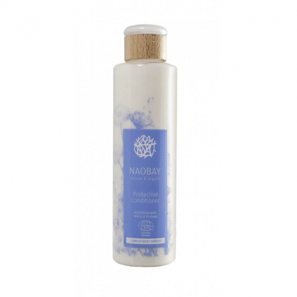 Balsam BIO protectiv pentru par Naobay 250 ml 0