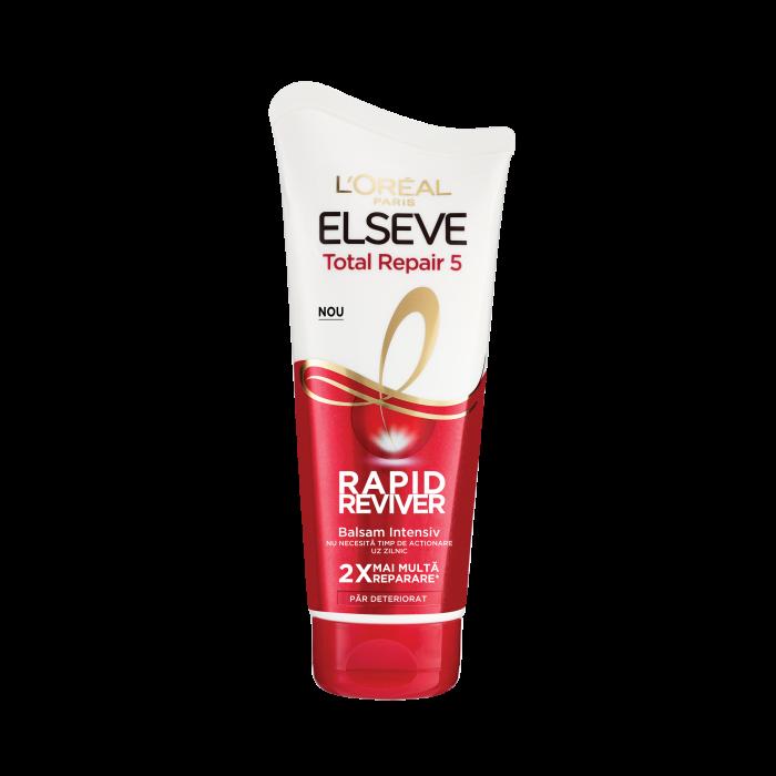 Balsam intensiv pentru parul deteriorat, Elseve RAPID REVIVER - 180ml [0]