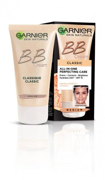BB Cream All-in-one perfecting pentru ten normal, nuanta medie - SPF 15 - 50 ml 1
