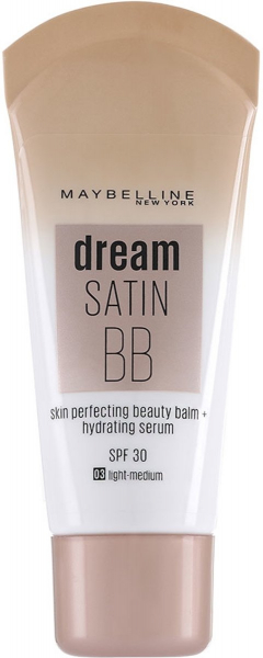 BB Cream Maybelline Dream Fresh Light Medium 0