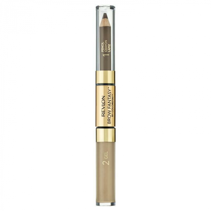 Creion pentru sprancene REVLON Brow Fantasy, No. 104 Dark Blonde, 1.13 g [1]