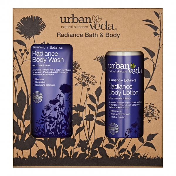 Cadou Urban Veda bath & body   RADIANCE 0