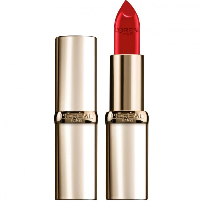 Color Riche, Femei, Ruj, 377 Perfect Red, 5 g [0]