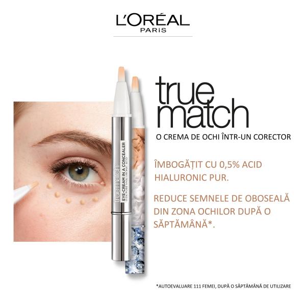 Corector True Match Touche Magique 3-5.5R, Peach, 6ml [4]