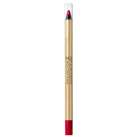 Creion de buze Max Factor Colour Elixir, 12 Red Blush 0