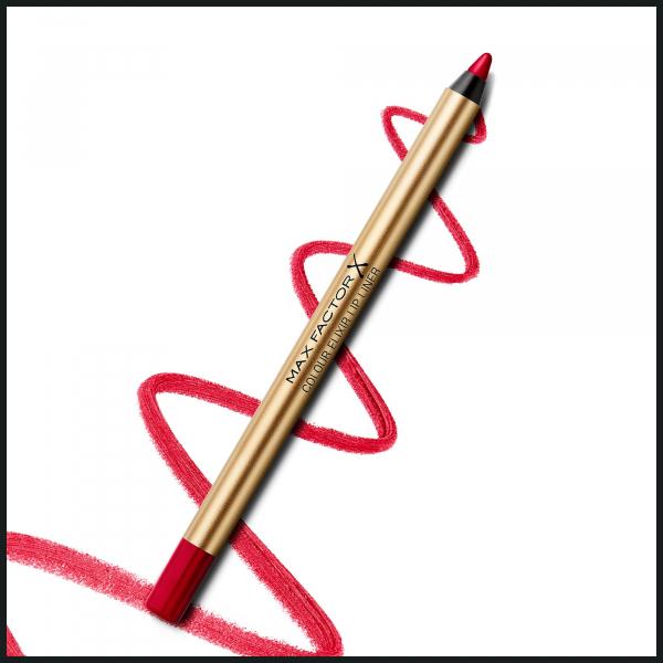 Creion de buze Max Factor Colour Elixir, 12 Red Blush 4