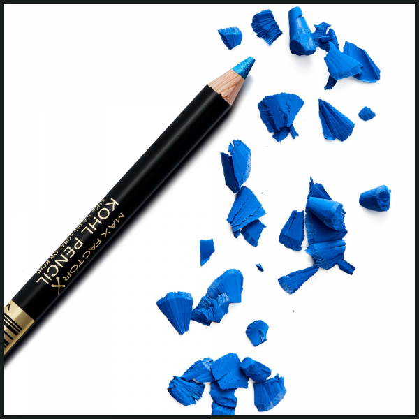 Creion de ochi Kohl Max Factor, 80 Cobalt Blue, 13 g [4]