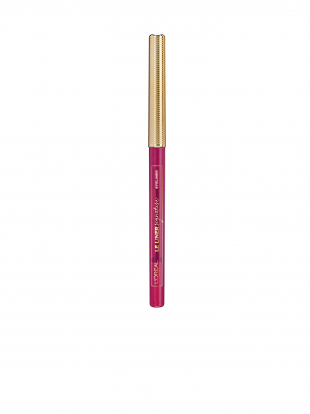 Creion de ochi L`Oreal Paris Liner Signature 10 Rose Latex 8