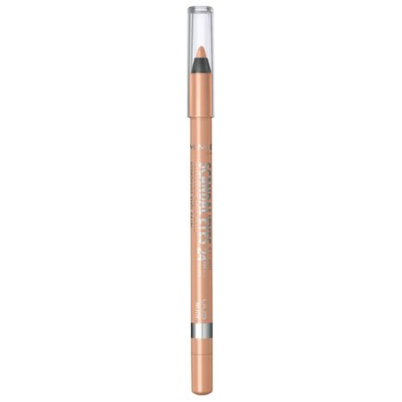 Creion de Ochi Scandal`Eyes Waterproof Kohl Kajal Rimmel London, 005 Nude, 1.2 g 0