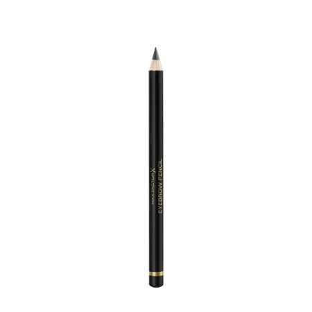 Creion de sprancene Max Factor, 001 Ebony, 1.5 g 0