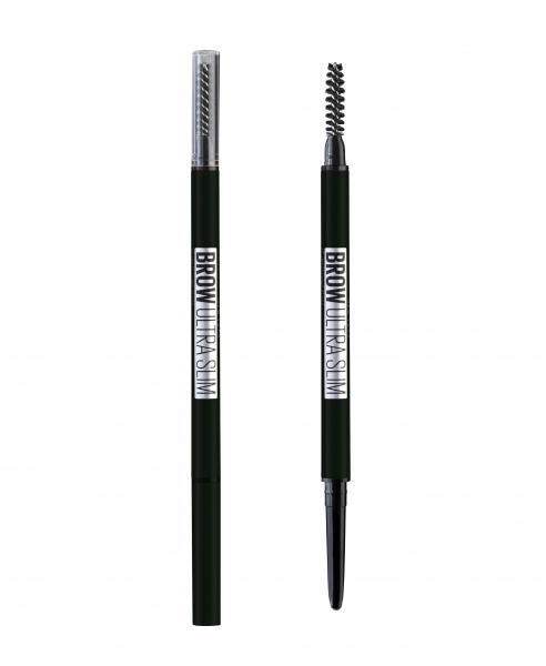 Creion pentru definirea sprancenelor Maybelline Brow Ultra Slim, MEDIUM BROWN 0