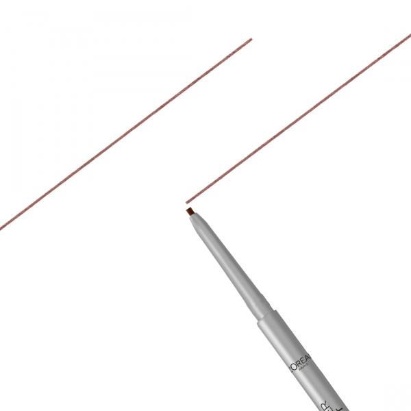 Creion pentru definirea sprancenelor L`Oreal Paris Skinny Definer 105 Brunette [10]