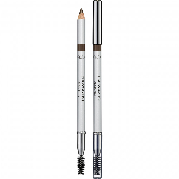 Creion sprancene L`Oreal Paris Brow Artist Designer 303 Deep Brown 0