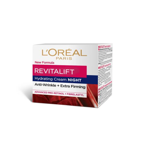Crema antirid de noapte Revitalift, 50 ml [1]