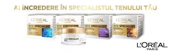 Crema antirid de zi L'Oreal Paris Age Specialist 35+ [6]