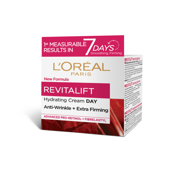 Crema antirid de zi L'Oreal Paris Revitalift, 50 ml 1