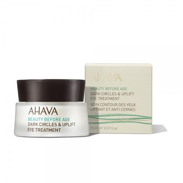 Crema contur de ochi cu efect anti-cearcan, Ahava, 15 ml 0