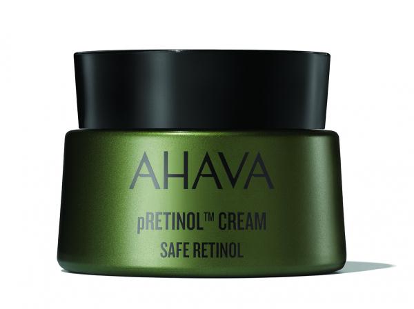 Crema de fata anti-aging cu retinol, Safe pRetinol, Ahava, 50 ml 0